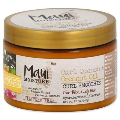 Buy Maui Moisture Curl Quench Coconut Oil 12 Fl Oz