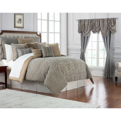 Waterford 174 Carrick Comforter Set Bed Bath Amp Beyond