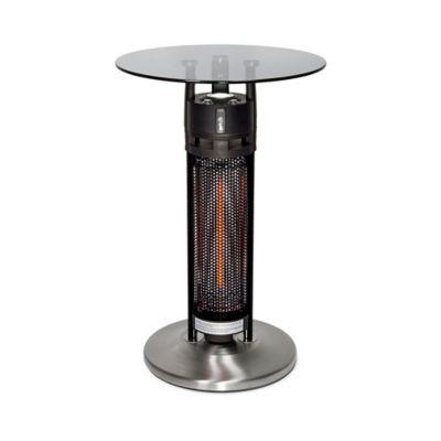 outdoor patio table heaters pureHeat Indoor/Outdoor Table Heater - Bed Bath & Beyond