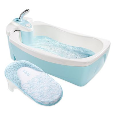 Summer Infant Lil Luxuries Whirlpool BubBling Spa