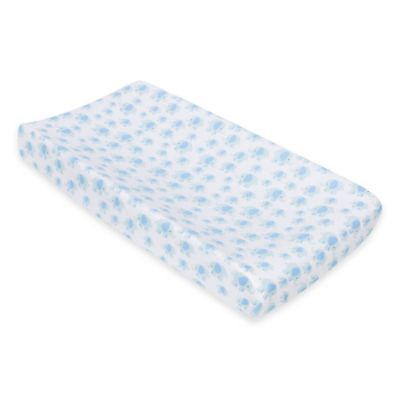 Buy MiracleWare Elephant Muslin Changing Pad Cover from ...