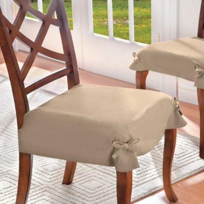 CLEAR VINYL CHAIR CUSHION COVER Chair Pads Amp Cushions