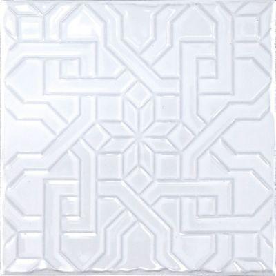 estampa blanco ceramic wall tile