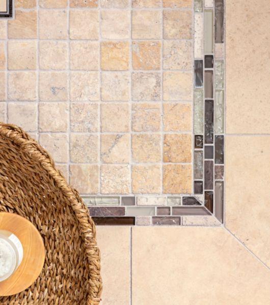 travertine floor tile the tile shop