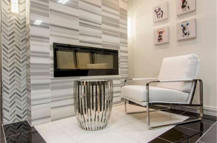 living room tile designs trends
