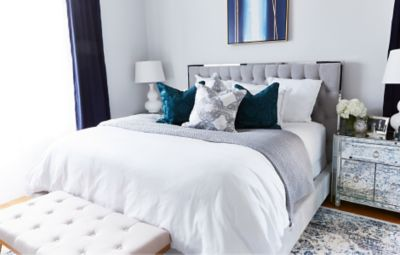 Z Gallerie Bedding Sale