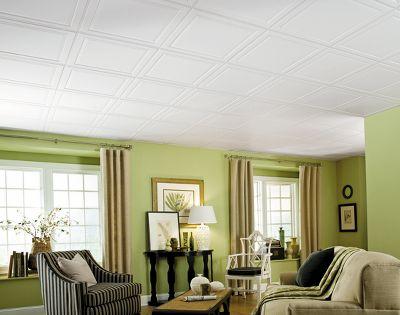 ceilings for narrow grid 1210