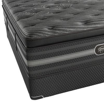 beautyrest black natasha plush pillow top mattress