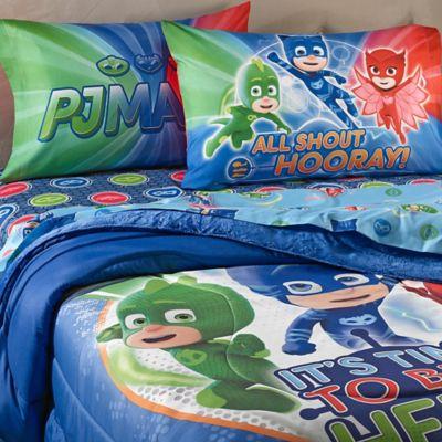 pj masks comforter collection