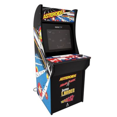 Arcade 1Up Asteroids Game Bed Bath Amp Beyond