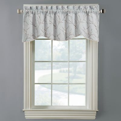 https www bedbathandbeyond com store product allendale lined embroidered window valance 5047553