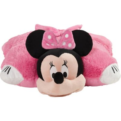 pillow pets disney minnie mouse pillow pet in pink