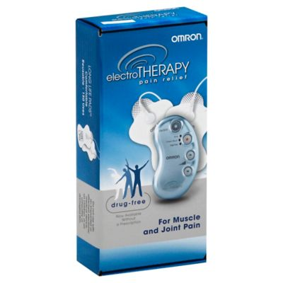 Omron ElectroTherapy Pain Relief Bed Bath Amp Beyond
