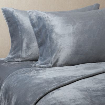 brookstone nap solid pillowcases set of 2