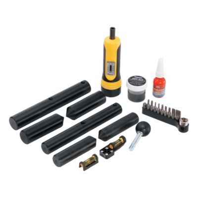 Wheeler Professional 1 And 30mm Combo Scope Mounting Kit