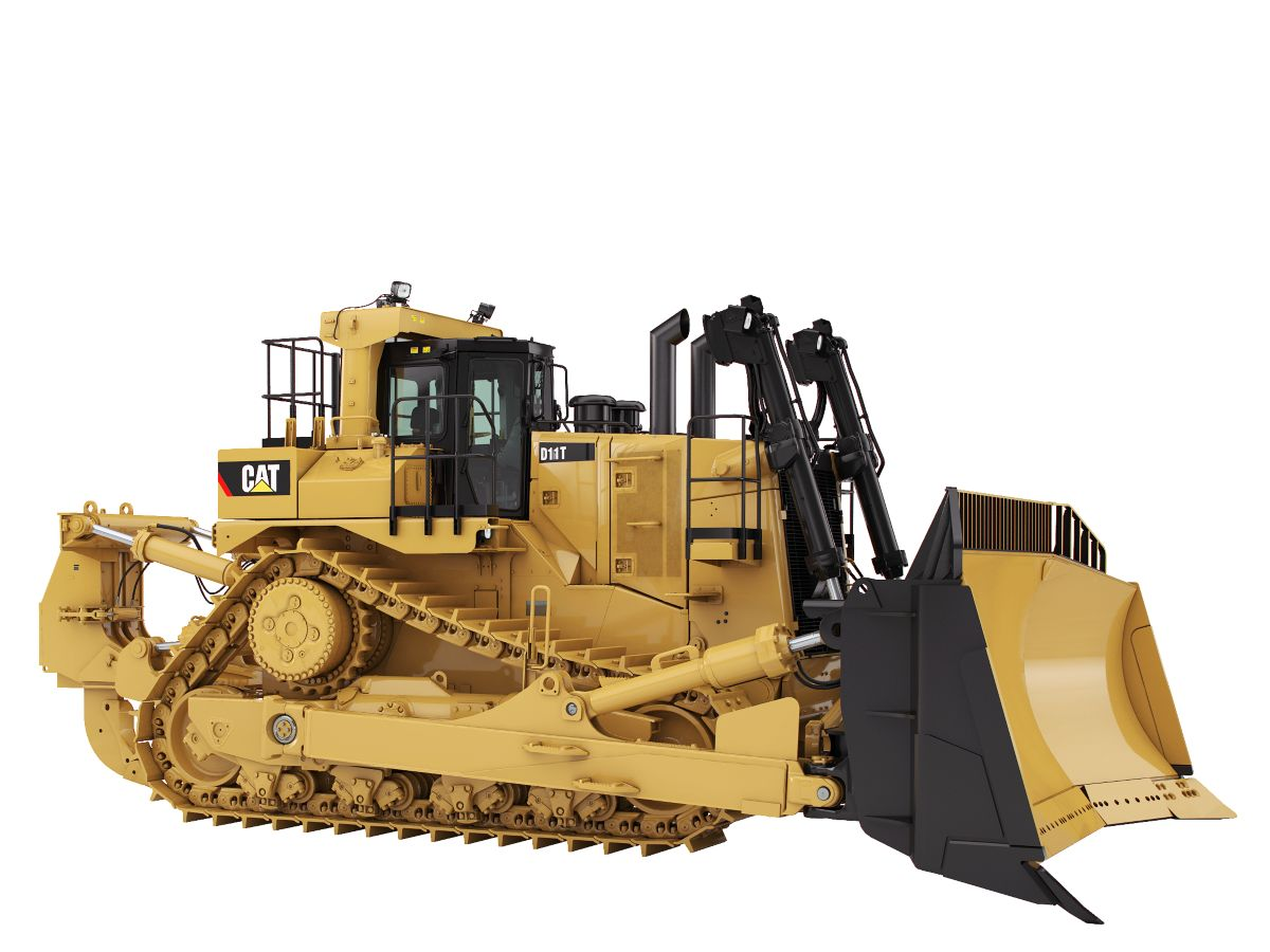 Construction Cat Vehicles Types