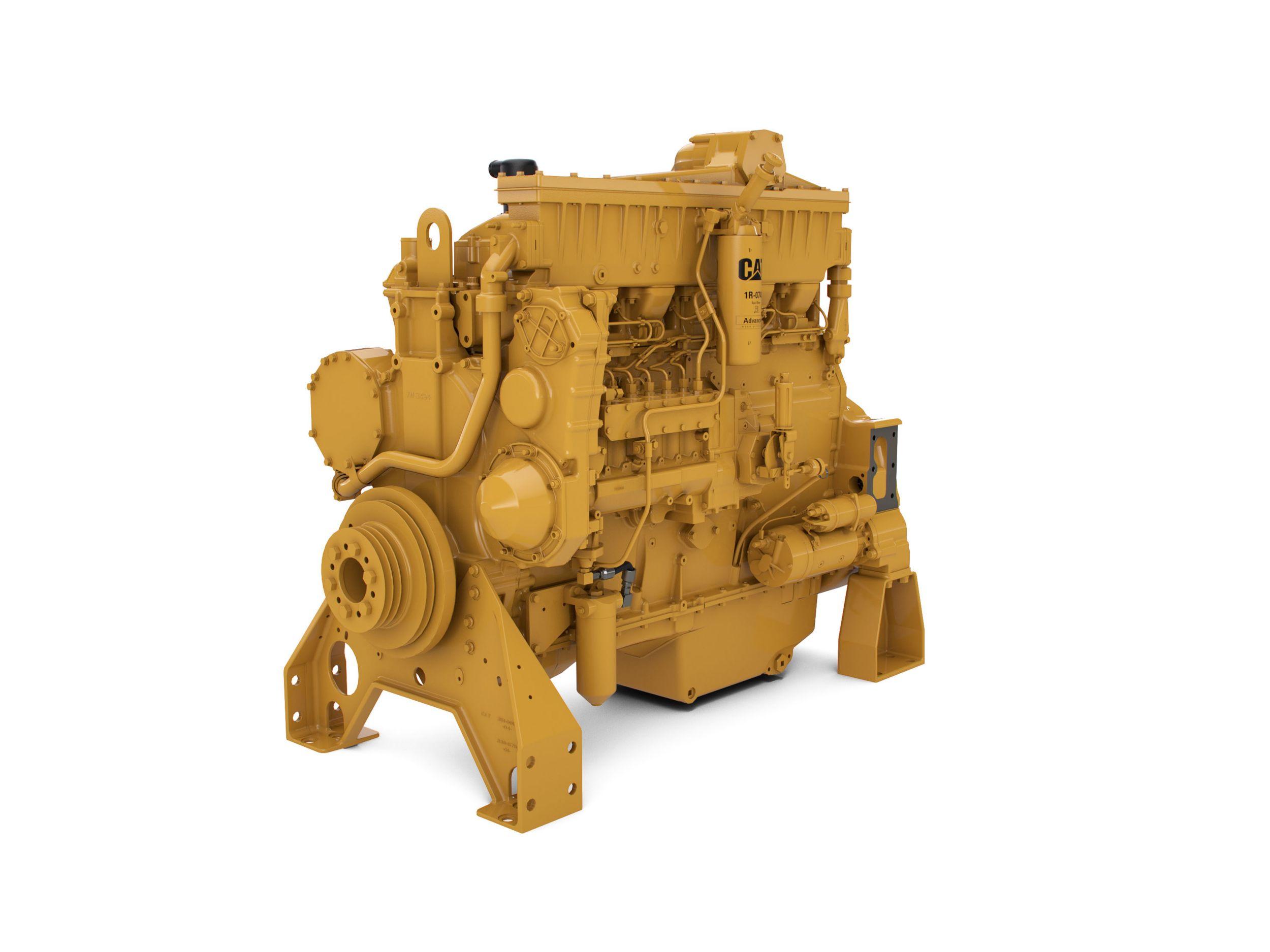 Cat   Motor Diésel Industrial Cat ® 3406C   Caterpillar
