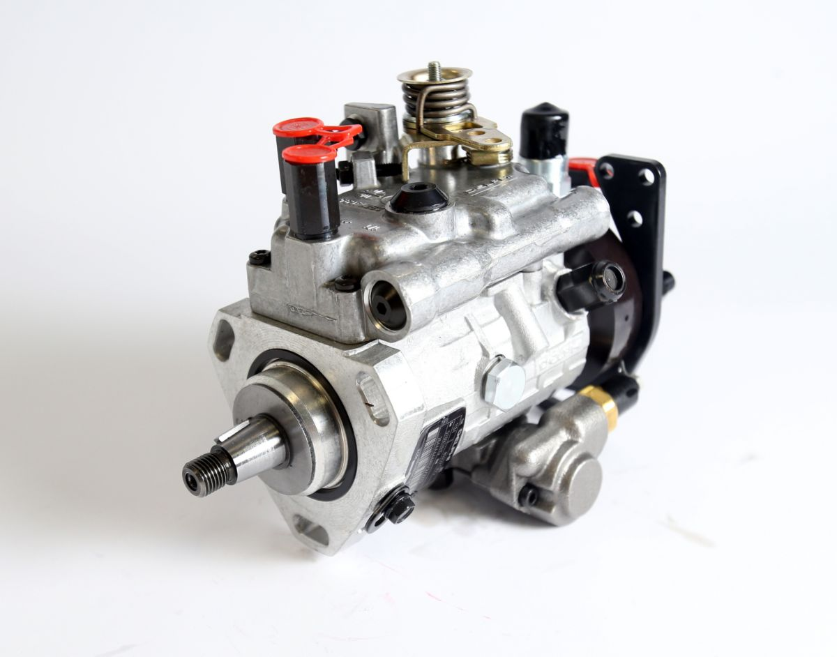 How diesel fuel injection system works | Perkins Engines