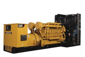 Cat® Generator Sets for Sale & Rent  AlBahar | UAE