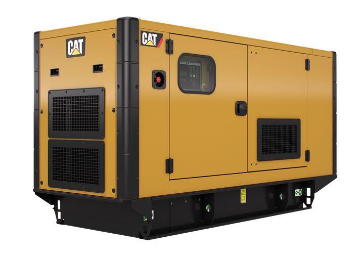 Cat   C4.4 (50 HZ)   50kVA to 110kVA Diesel Generator ...