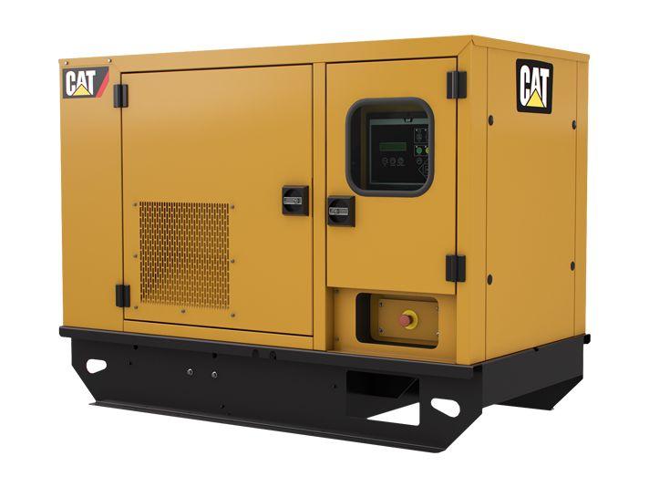 Cat   C1.1 Generator Set   6.8kVA to 9.5kVA Diesel ...