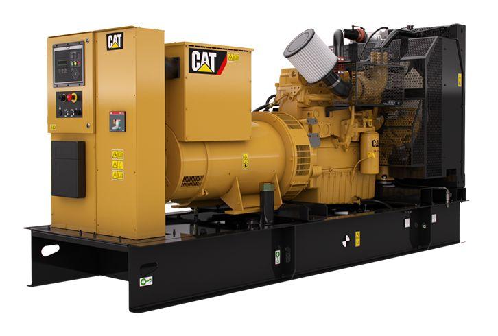 Cat | C9 Generator Set | 180kW300kW Diesel Generators