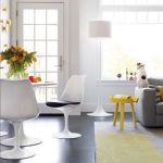 Saarinen Tulip Armless Chair