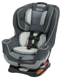 Car Seats   Graco Extend2Fit Convertible Car Seat