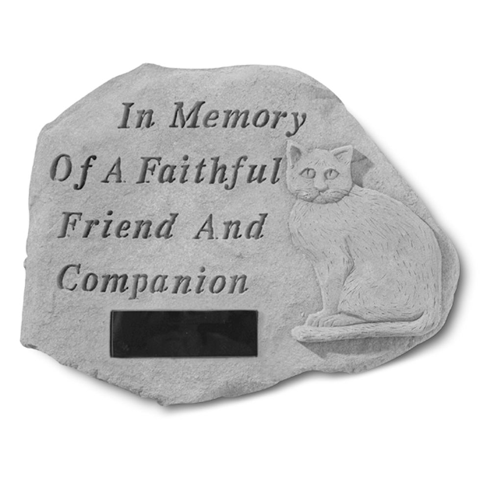Kay Berry In Memory Personalized Cat Memorial Stone Dog