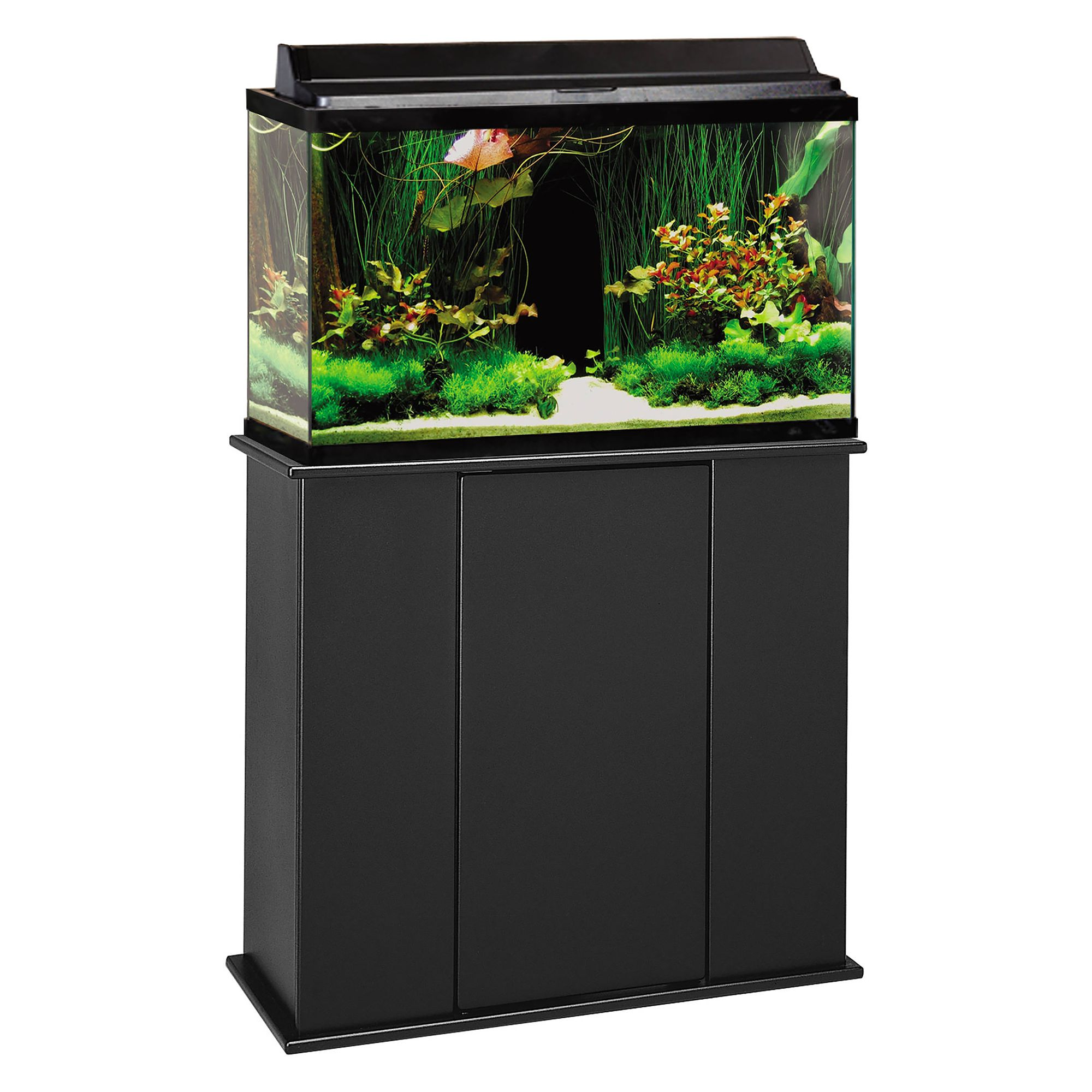 marco 29 gallon upright aquarium stand