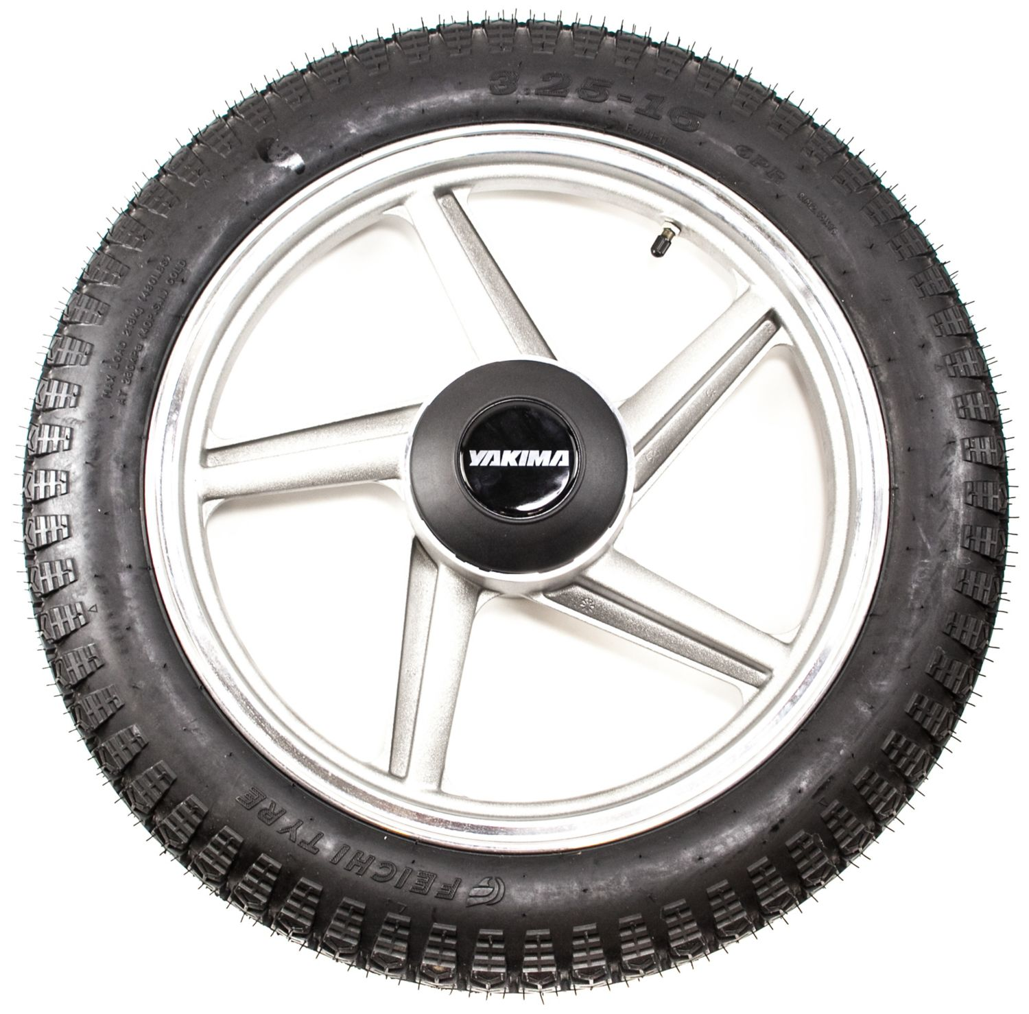 yakima rack and roll spare tire 2021