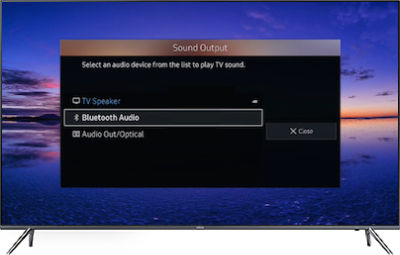 Pair Bluetooth Headphones To Your SUHD TV