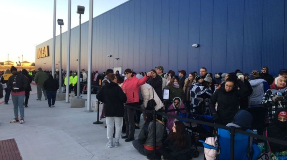 ikea live oak welcomes thousands at