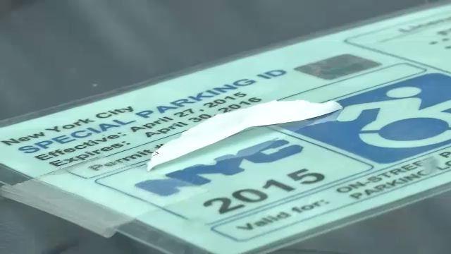 Handicap Parking Placard Application