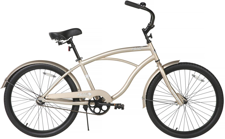 ozone 500 boys malibu 24 in cruiser bike