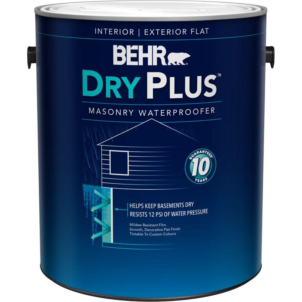 Behr Behr Premium Basement Amp Masonry Waterproofer Paint