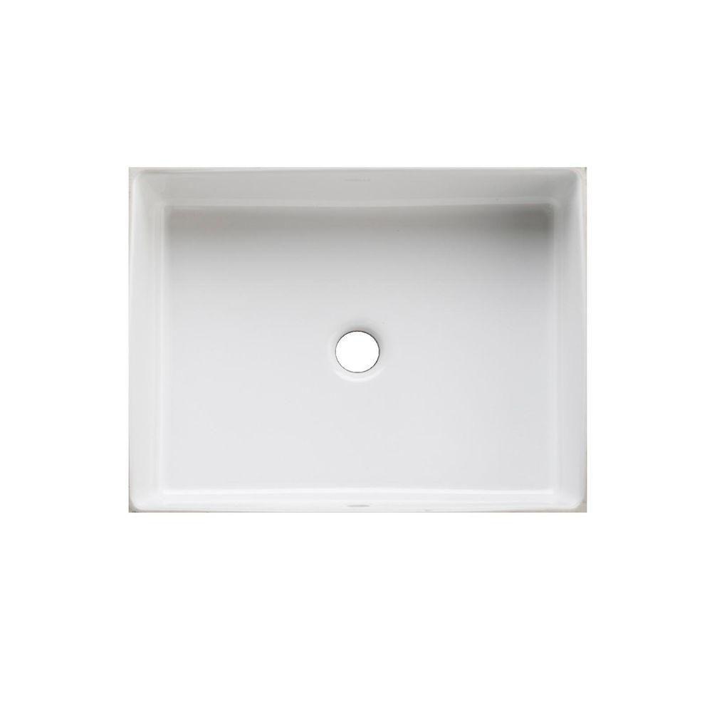 lavabo rectangulaire sous comptoir verticyl tm