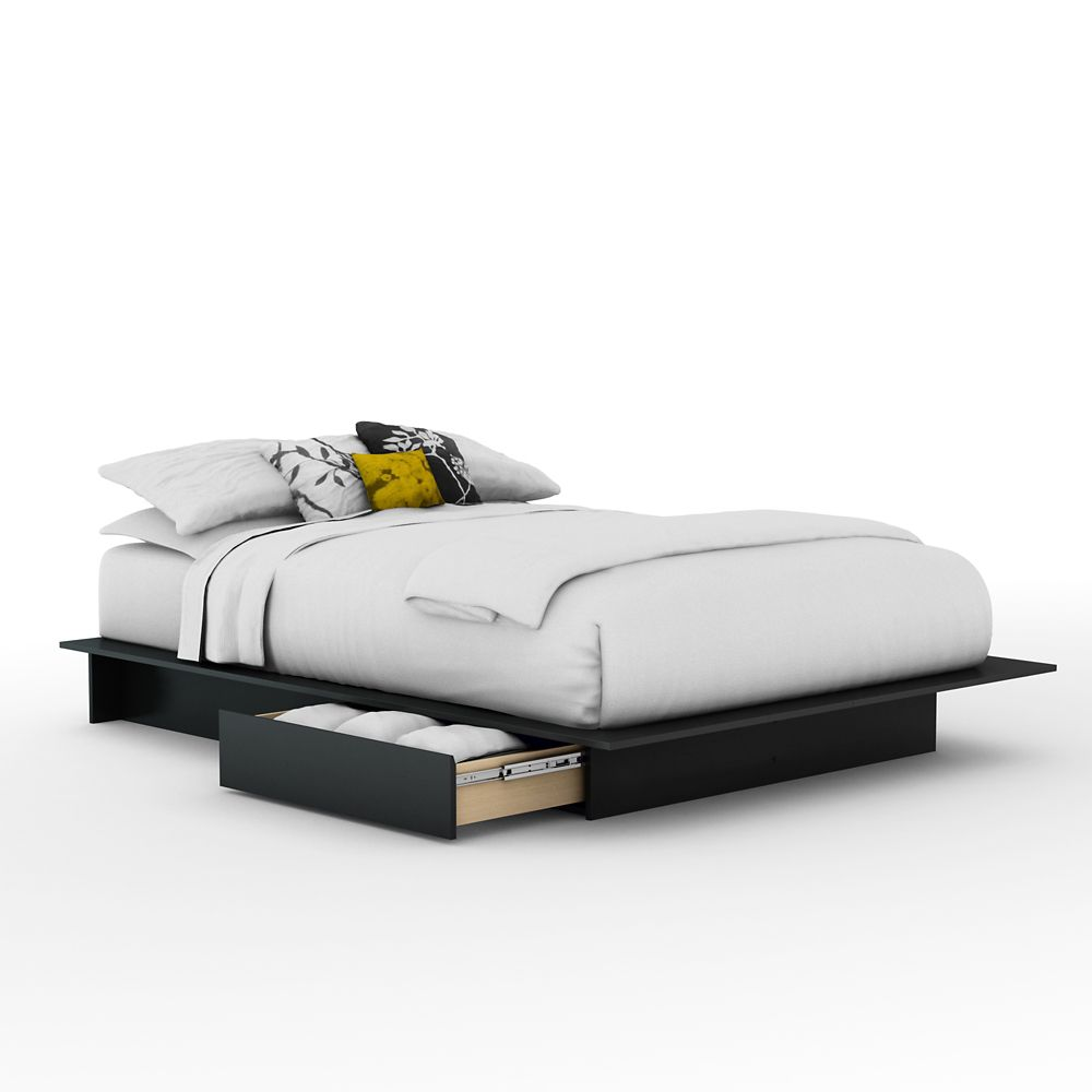 Bed Frames King Size Queen Size Beds Amp More Home Depot