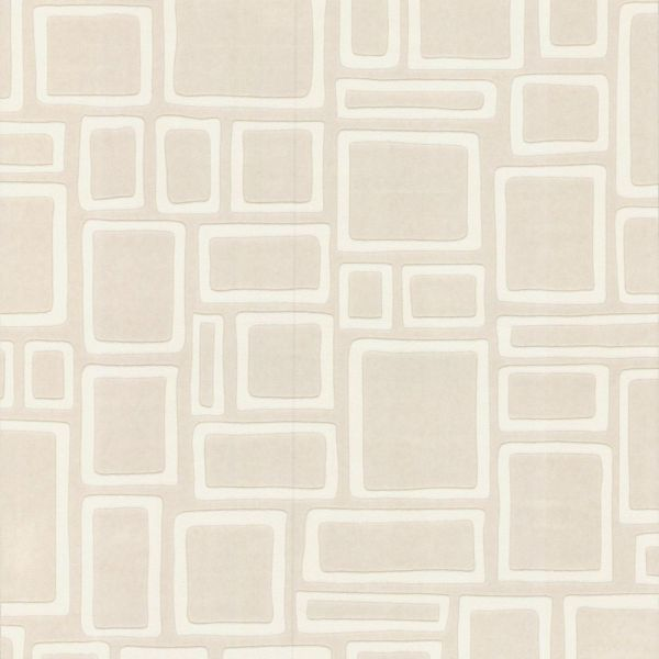 Superfresco Paintable Squares Paintable Wallpaper | The ...