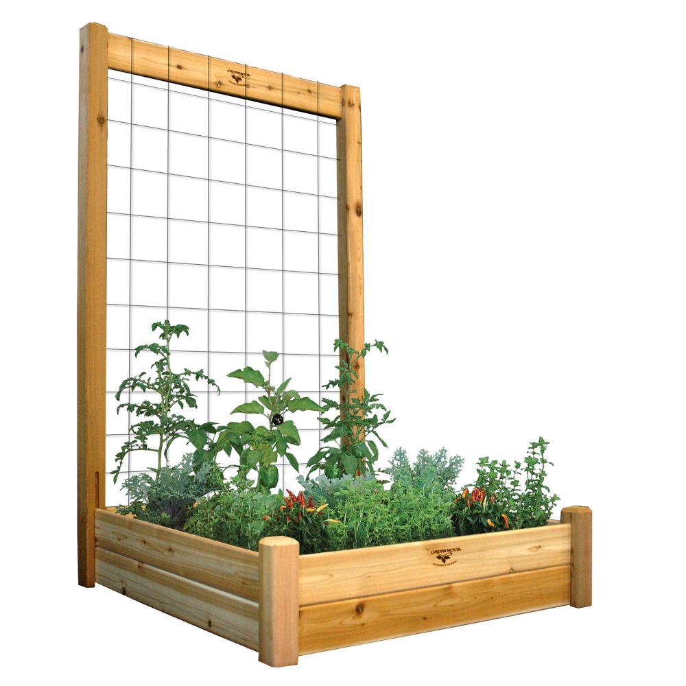 Home Depot Raised Garden Kit