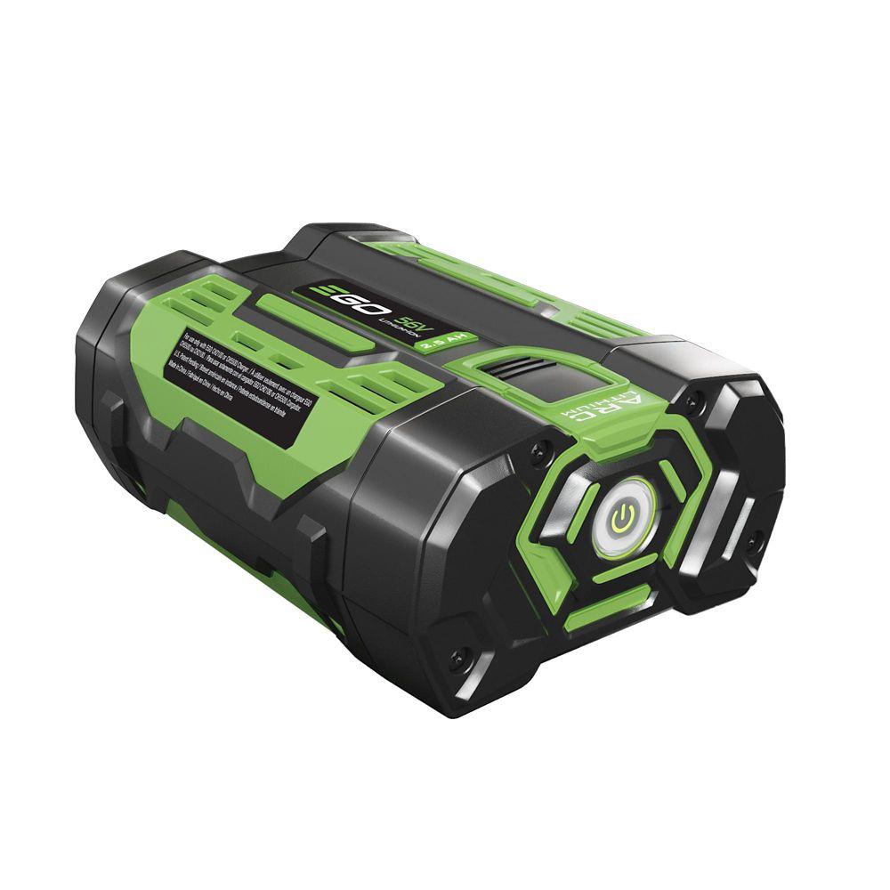 ego ba1400 56v 2 5ah battery