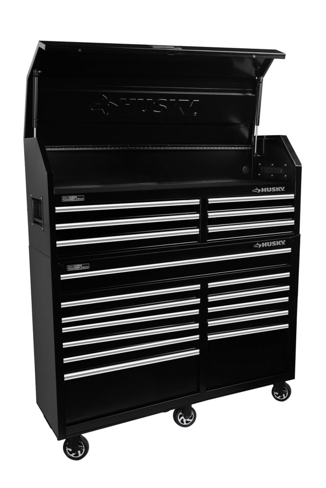 60 Inch 18 Drawer Tool Chest And Cabinet Set