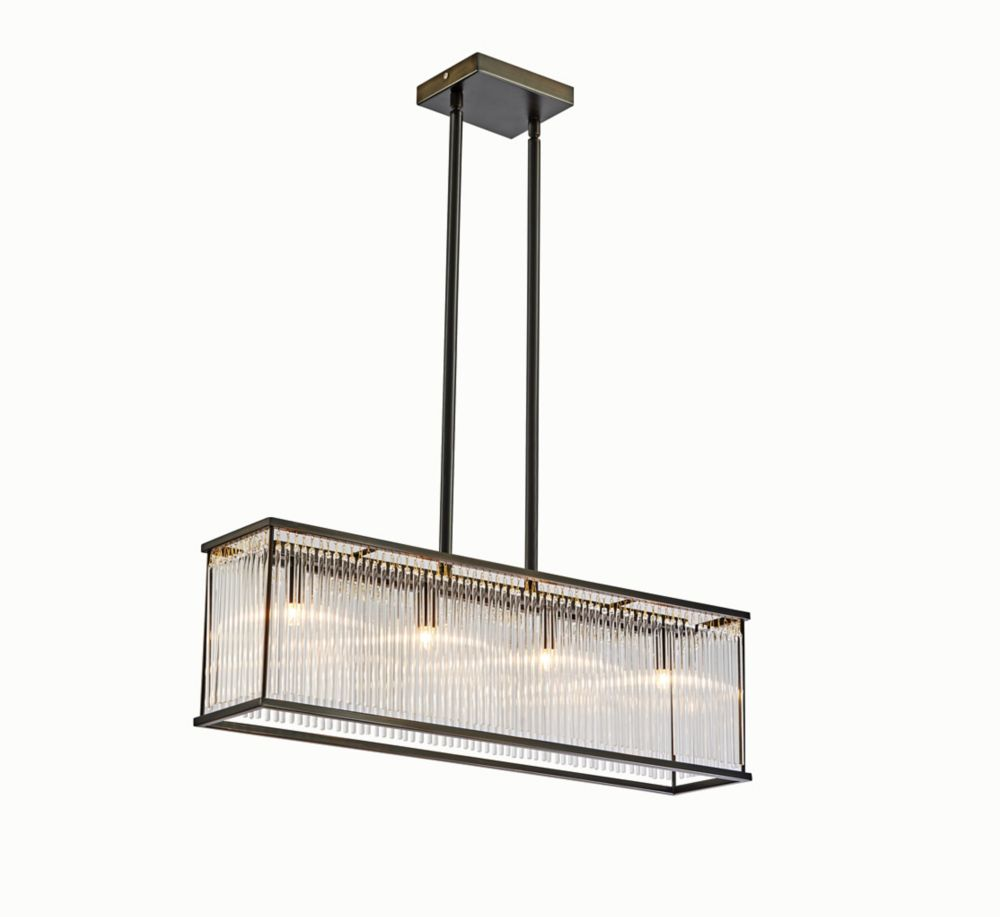 Rectangular Pendant Light