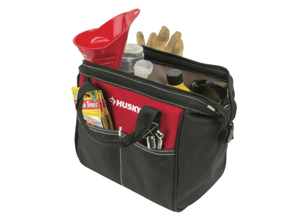 Leather Tool Tote Electricians