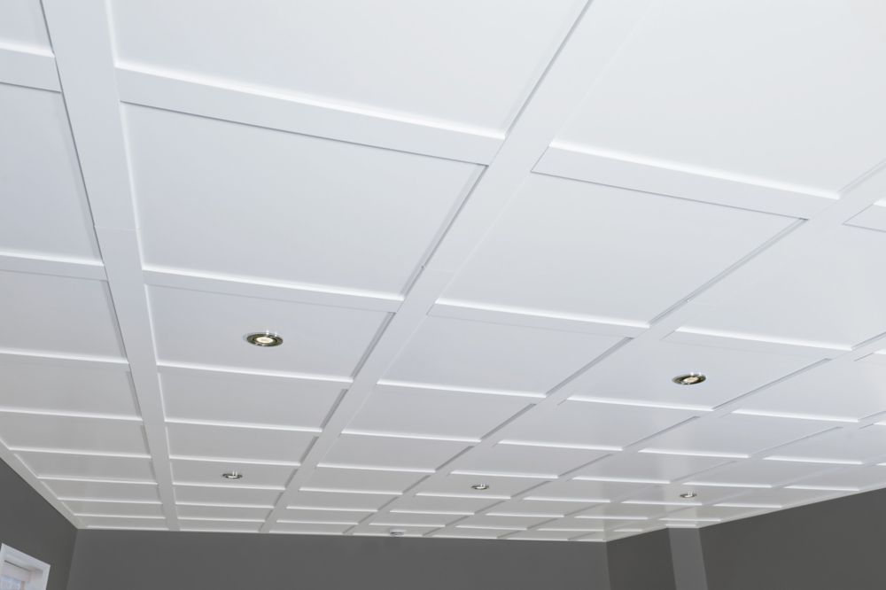 2 2 Ft X Smooth Ceiling Ft Tile Lay Genesis Pro
