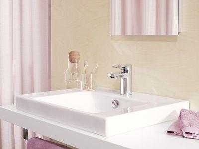 une salle de bains sans