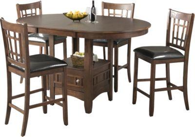 avdrt50 art van dining room tables