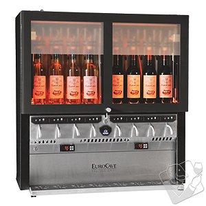 eurocave vin au verre vov3e wine preserver and dispenser