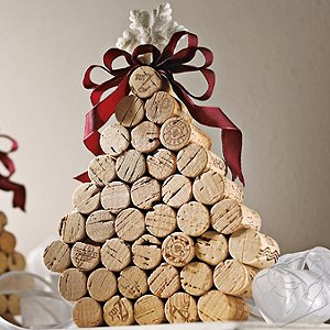 Wine Cork Tree