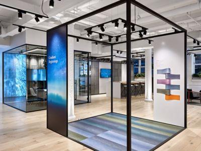 nyc showroom mohawk group